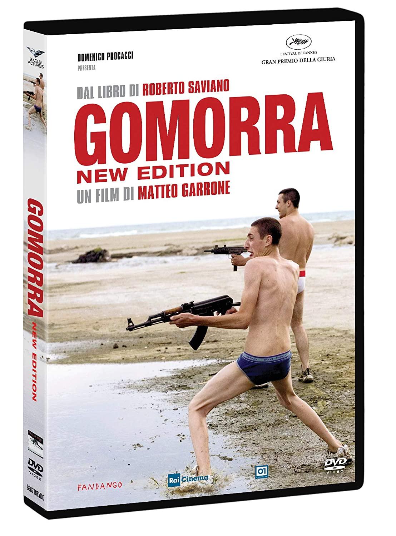 GOMORRA (NEW EDITION) (DVD)
