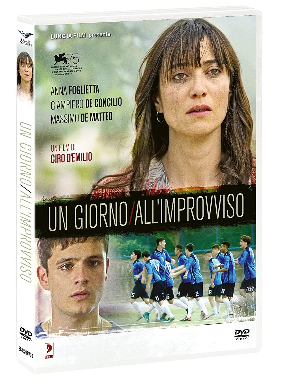 UN GIORNO ALL'IMPROVVISO (DVD)