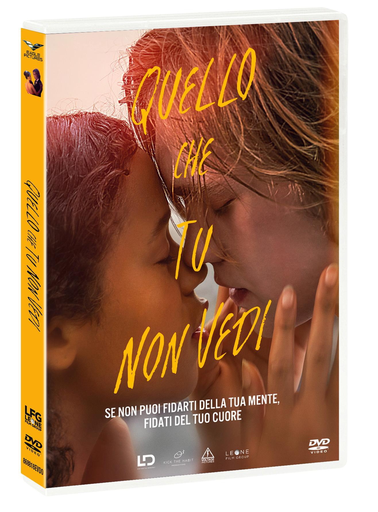 QUELLO CHE TU NON VEDI (DVD)