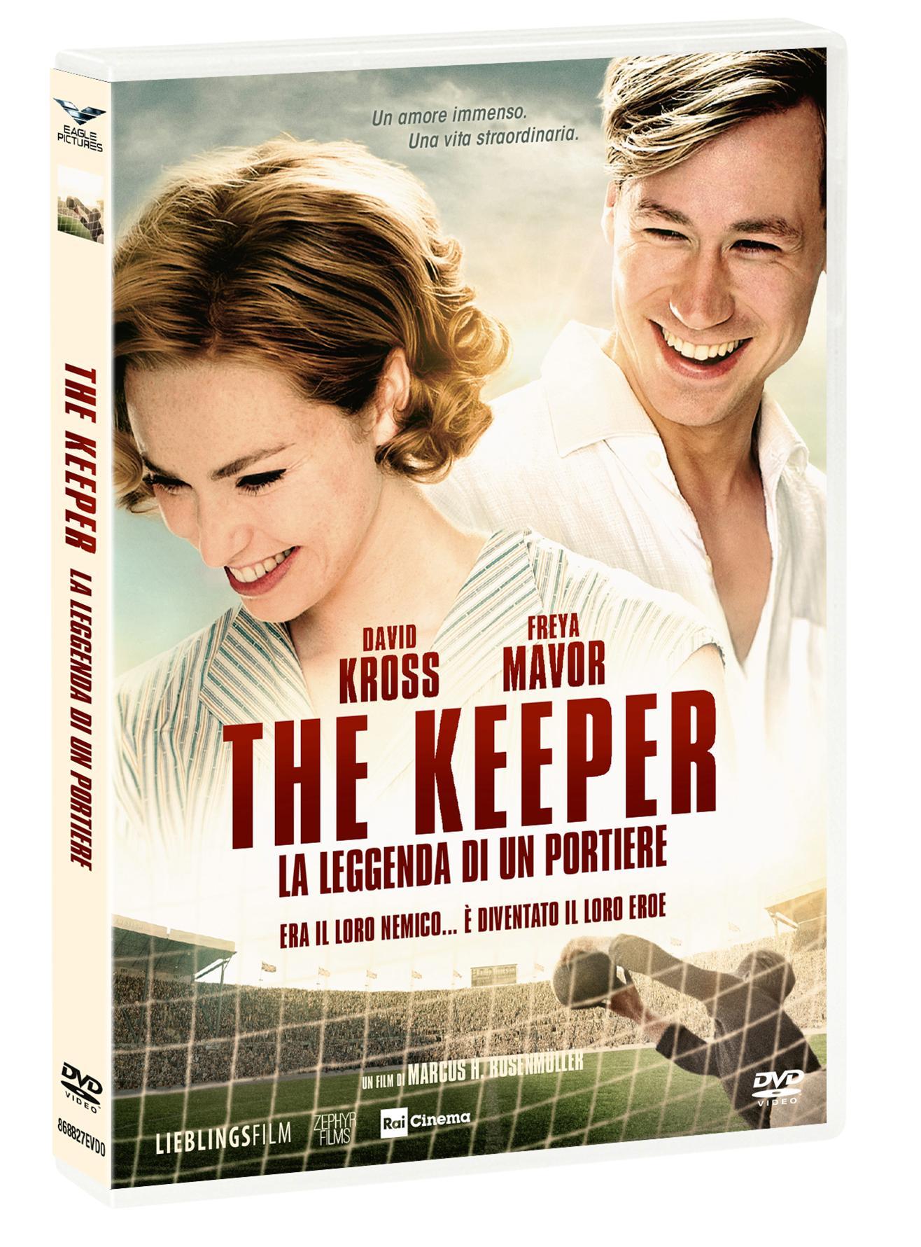 THE KEEPER - LA LEGGENDA DI UN PORTIERE (DVD)