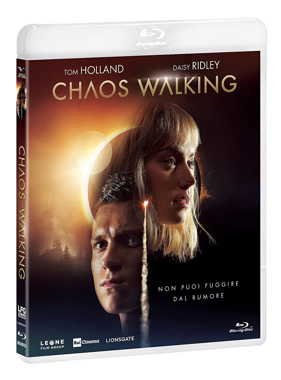 CHAOS WALKING - BLU RAY