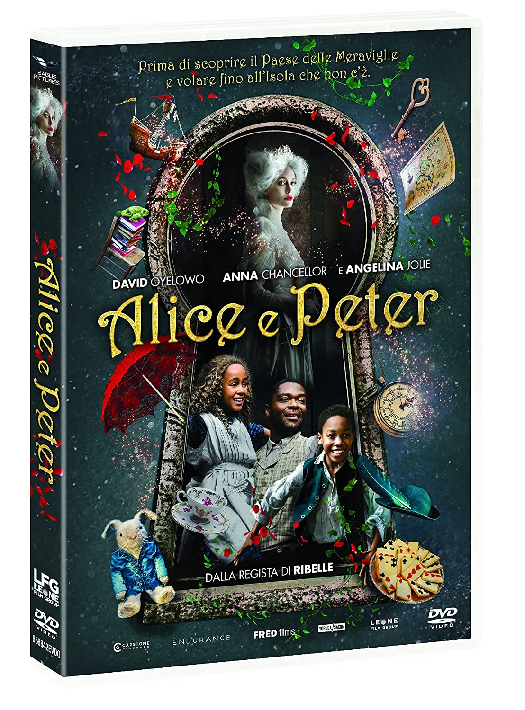 ALICE E PETER (DVD)