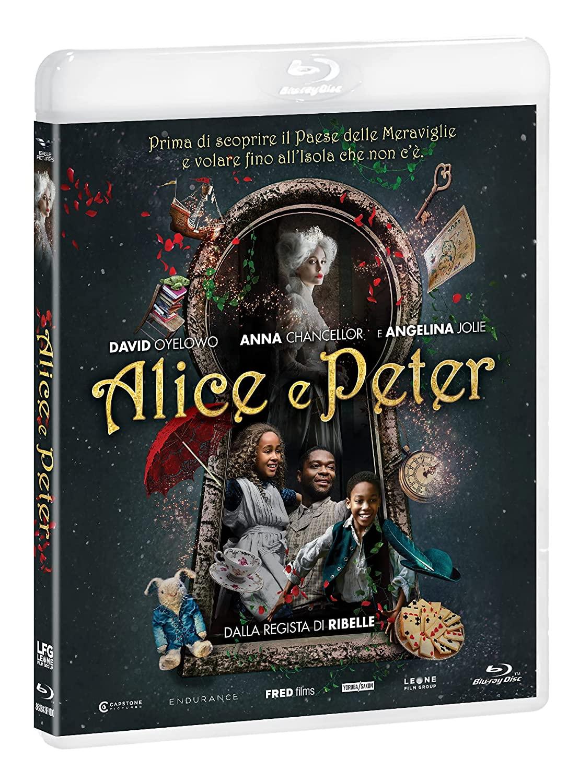 ALICE E PETER - BLU RAY