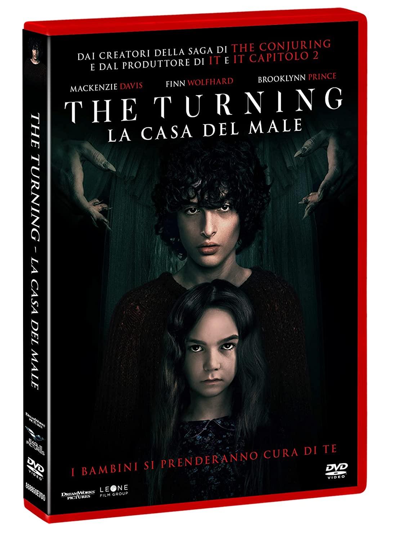 THE TURNING - LA CASA DEL MALE (DVD)