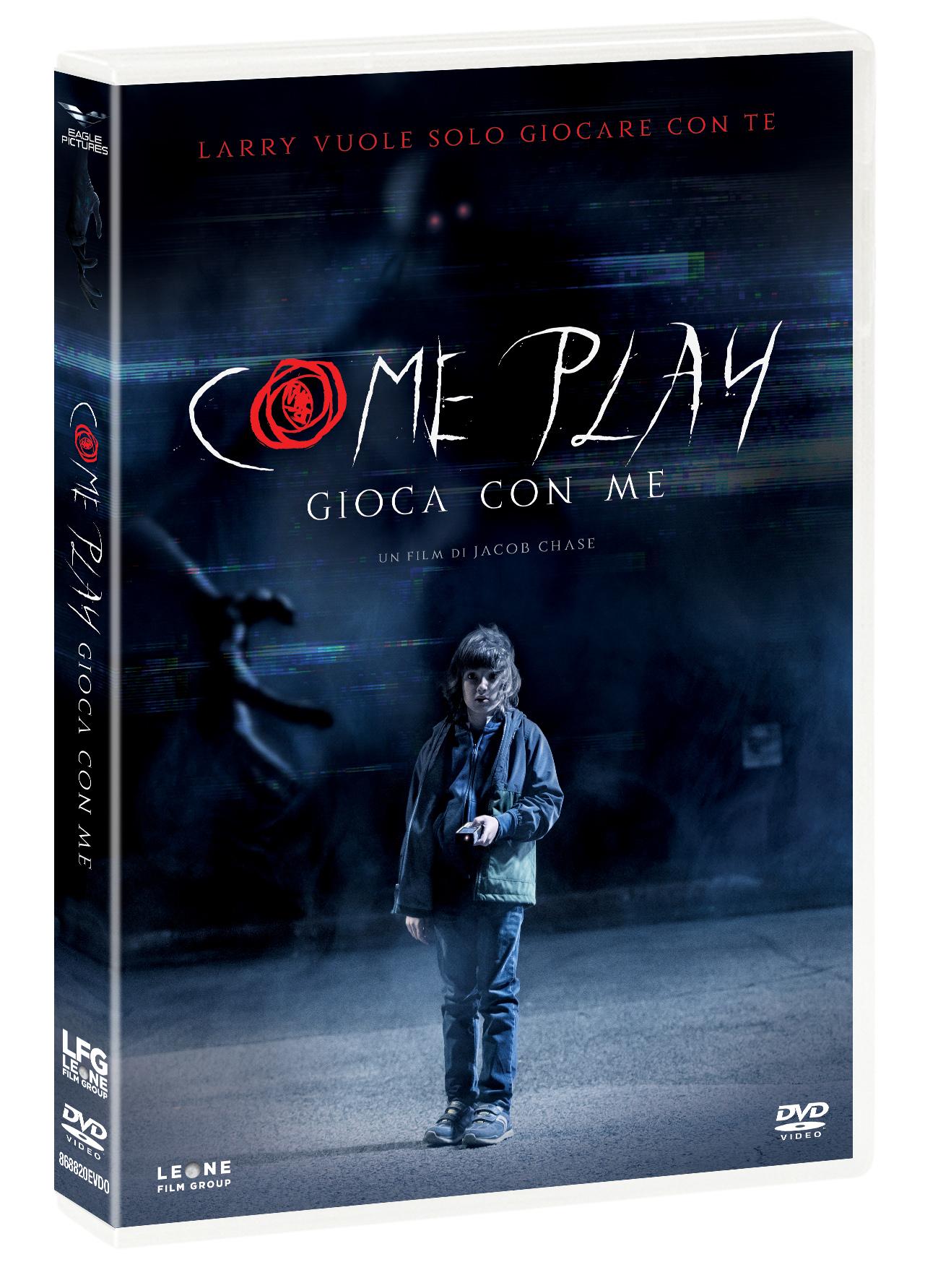 COME PLAY - GIOCA CON ME (DVD)