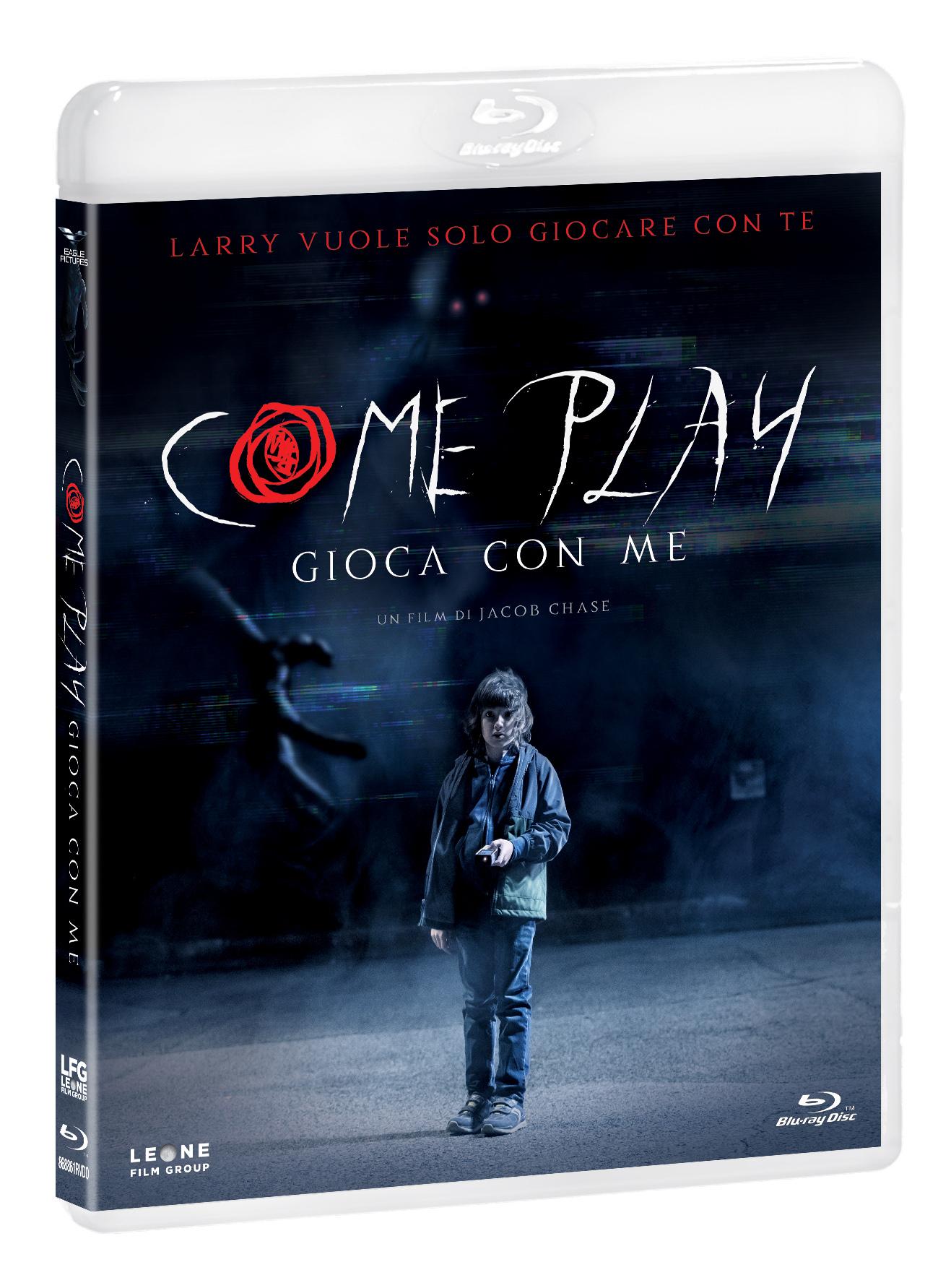 COME PLAY - GIOCA CON ME - BLU RAY