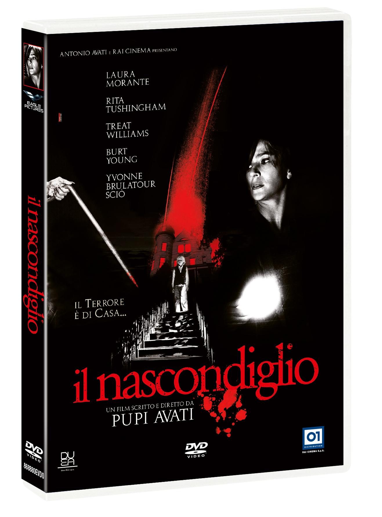 IL NASCONDIGLIO (DVD)