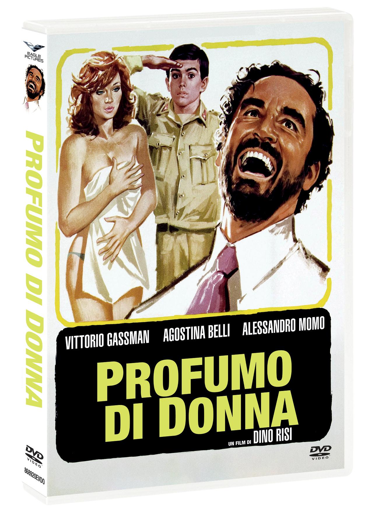 PROFUMO DI DONNA (DVD)
