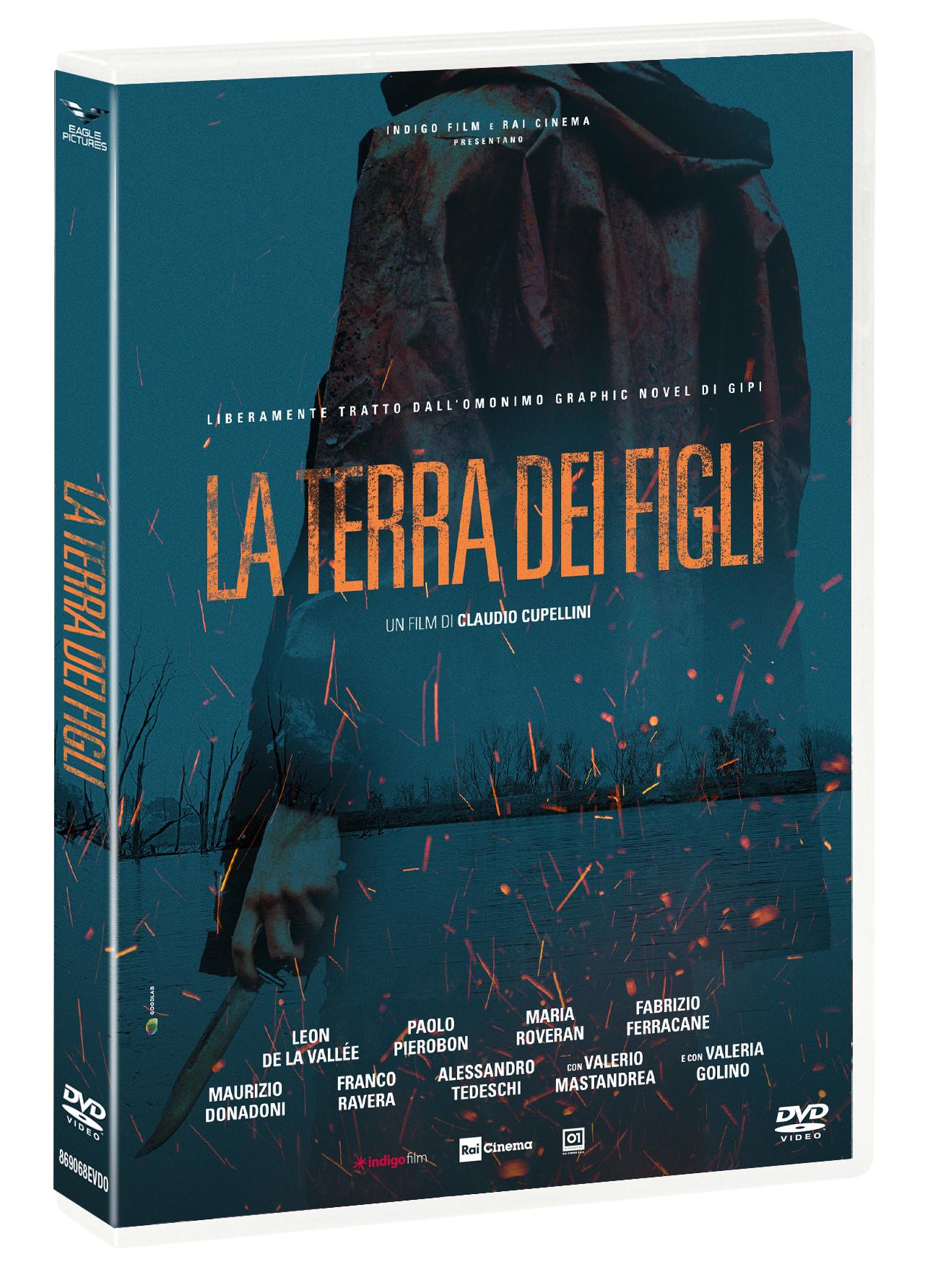 LA TERRA DEI FIGLI (DVD)