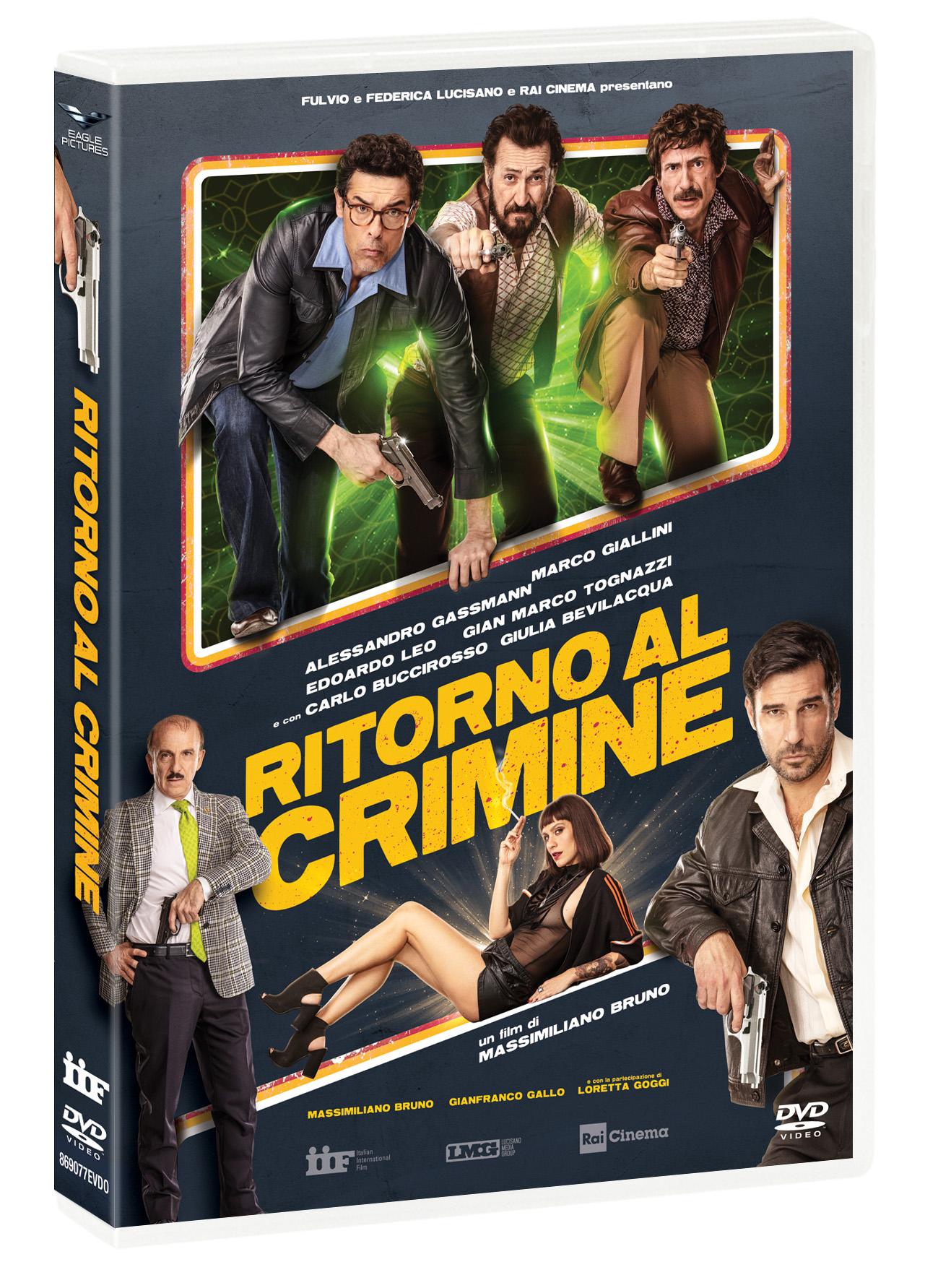 RITORNO AL CRIMINE (DVD)