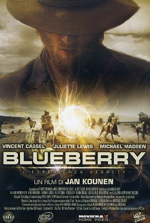 BLUEBERRY (DVD)