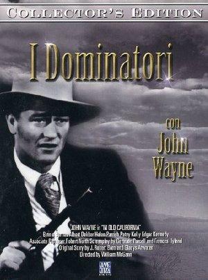 I DOMINATORI (DVD)