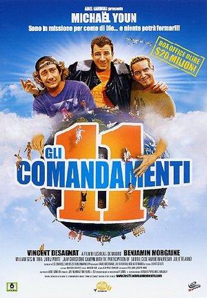 GLI 11 COMANDAMENTI (DVD)