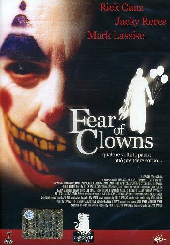 FEAR OF CLOWNS (DVD)