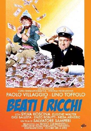 BEATI I RICCHI - EX NOLEGGIO (DVD)