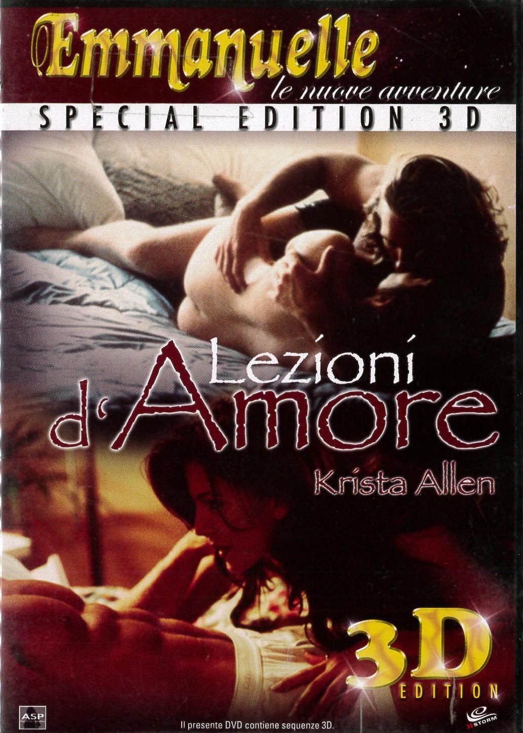 EMMANUELLE LEZIONI D'AMORE - EX NOLEGGIO (DVD)