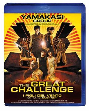 THE GREAT CHALLENGE (BLU RAY)