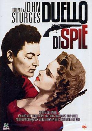 DUELLO DI SPIE (DVD)