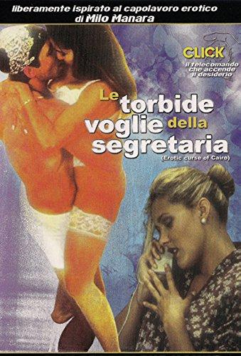 LE TORBIDE VOGLIE DELLA SEGRETARIA - EX NOLEGGIO (DVD)