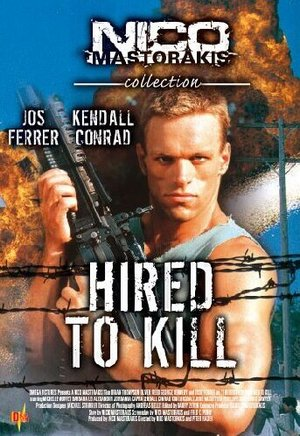 HIRED TO KILL (DVD)