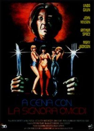 A CENA CON LA SIGNORA OMICIDI (DVD)