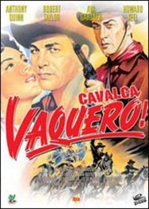 CAVALCA VAQUERO! (DVD)