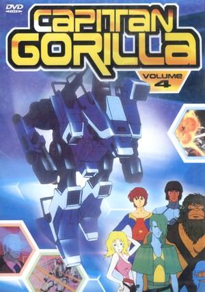 CAPITAN GORILLA 04 (DVD)
