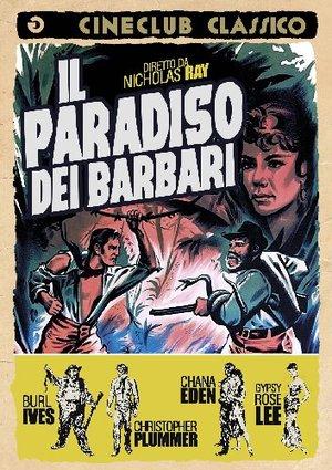 IL PARADISO DEI BARBARI (DVD)