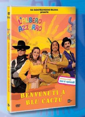 L'ALBERO AZZURRO - BENVENUTI A BLU CACTU' (DVD)