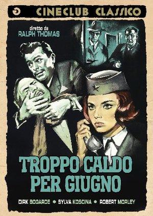 TROPPO CALDO PER GIUGNO (DVD)
