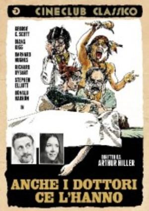 ANCHE I DOTTORI CE L'HANNO (DVD)