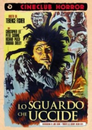 LO SGUARDO CHE UCCIDE (DVD)