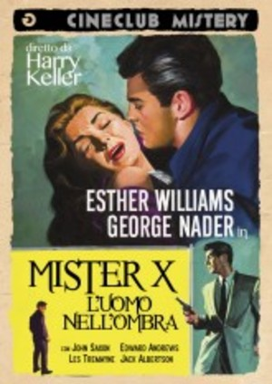 MISTER X - L'UOMO NELL'OMBRA (DVD)