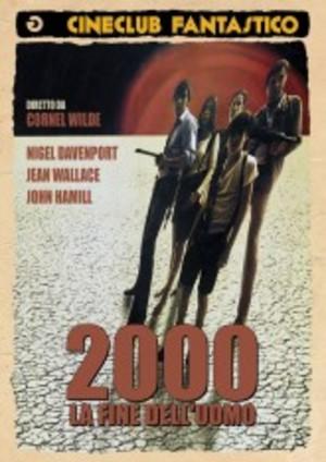 2000 LA FINE DELL'UOMO (DVD)