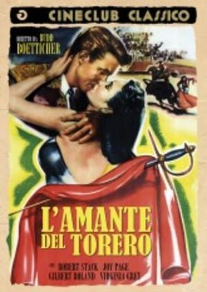 L'AMANTE DEL TORERO (DVD)