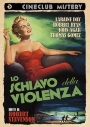 LO SCHIAVO DELLA VIOLENZA (DVD)