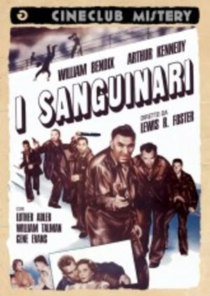 I SANGUINARI (DVD)