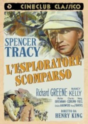L'ESPLORATORE SCOMPARSO (DVD)