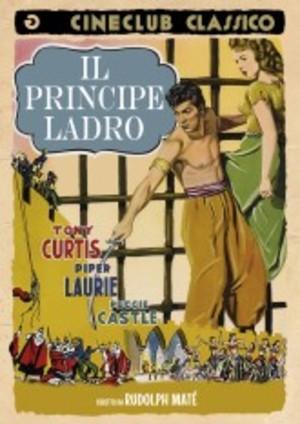 IL PRINCIPE LADRO (DVD)