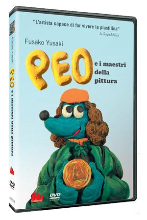 PEO E I MAESTRI DELLA PITTURA (DVD)
