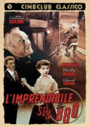 L'IMPRENDIBILE SIGNOR 880 (DVD)