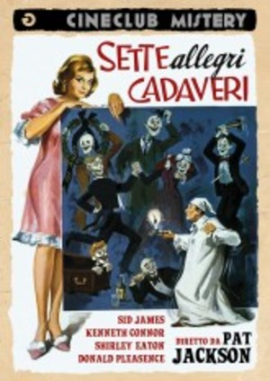 SETTE ALLEGRI CADAVERI (DVD)
