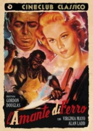 L'AMANTE DI FERRO (DVD)
