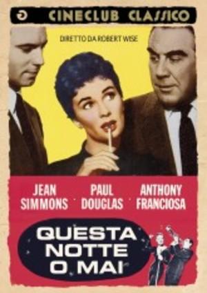 QUESTA NOTTE O MAI (DVD)