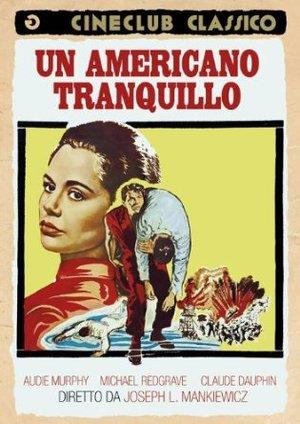UN AMERICANO TRANQUILLO (DVD)