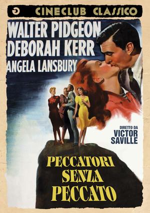 PECCATORI SENZA PECCATO (DVD)