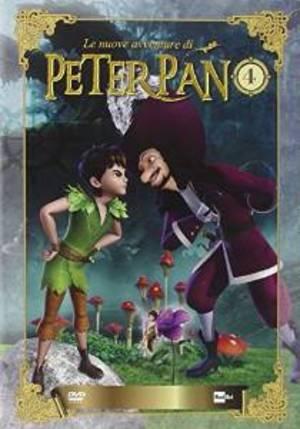 LE NUOVE AVVENTURE DI PETER PAN - STAGIONE 01 #04 (DVD)
