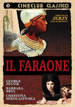 IL FARAONE (DVD)