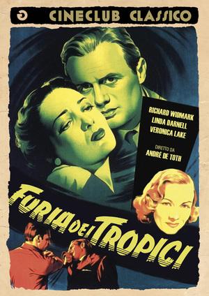 FURIA DEI TROPICI (DVD)