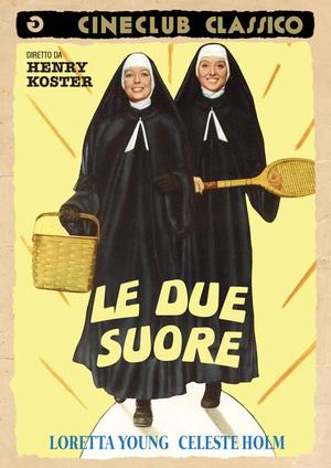 LE DUE SUORE (DVD)